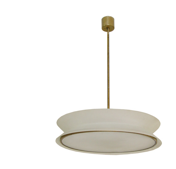 Fontana Arte ceiling lamp