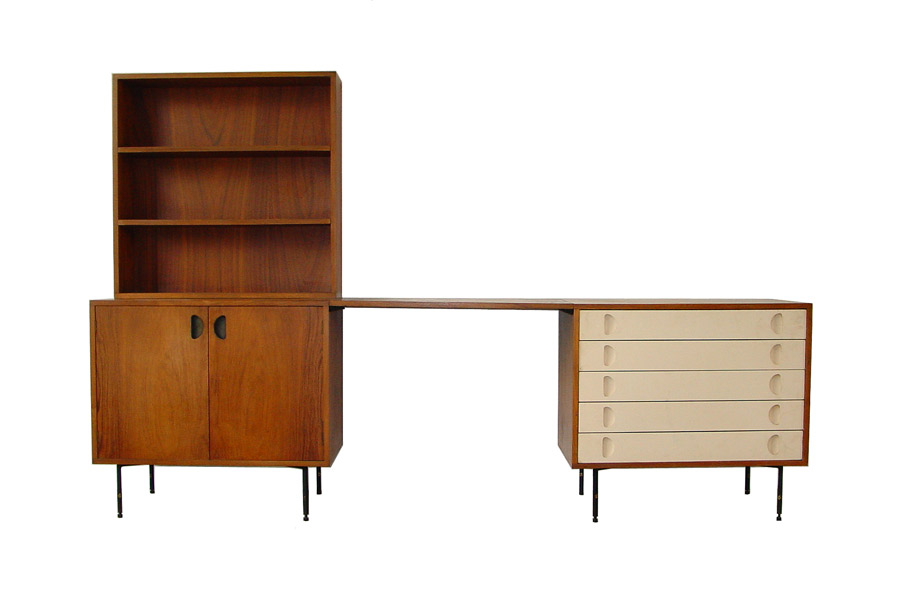 "Rare Franco Campo and Carlo Graffi sideboard for ""Home"""