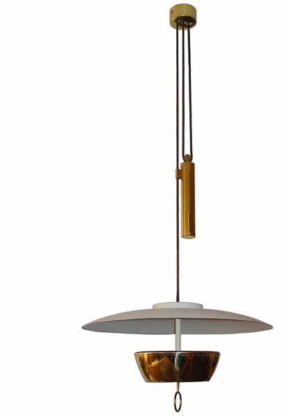 Gaetano Scolari Mod. A5011 lamp for Stilnovo
