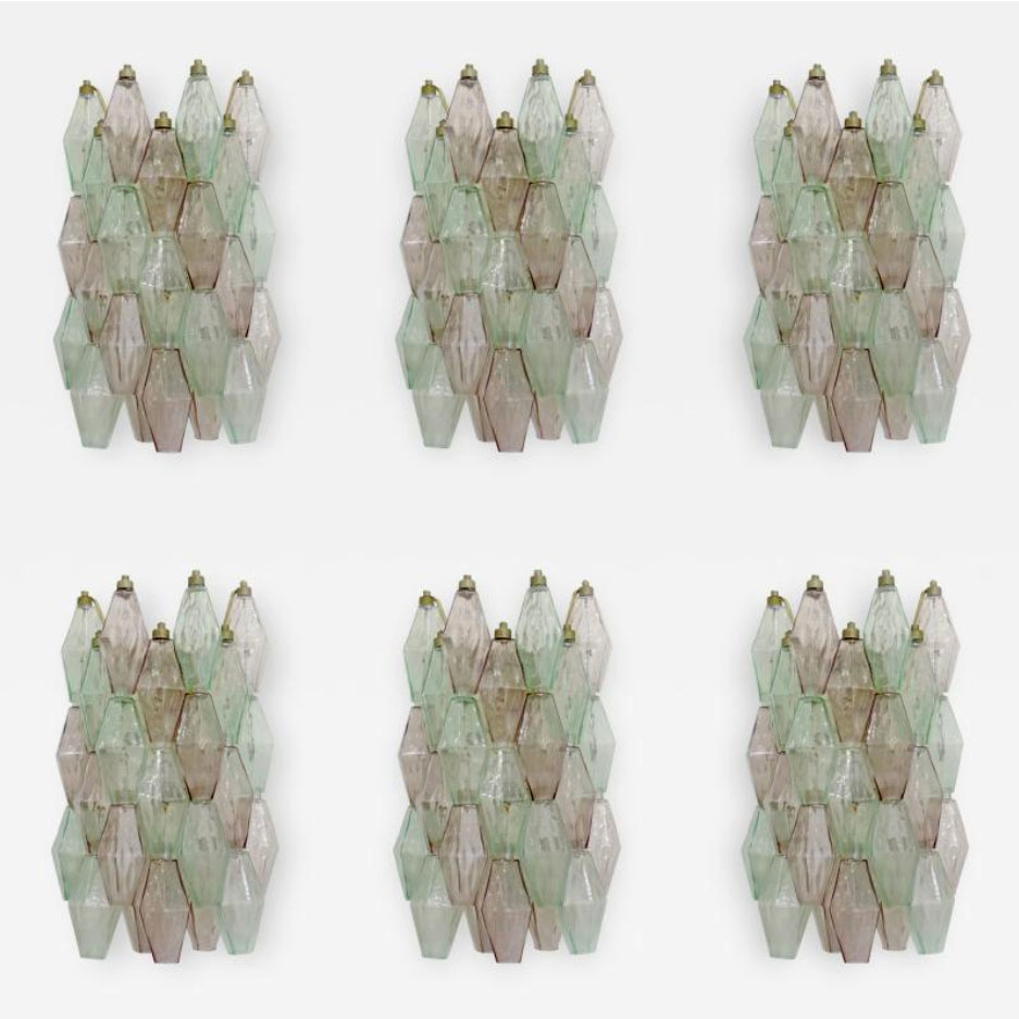 poliedri, venini, paolo venini, carlo scarpa, italian design