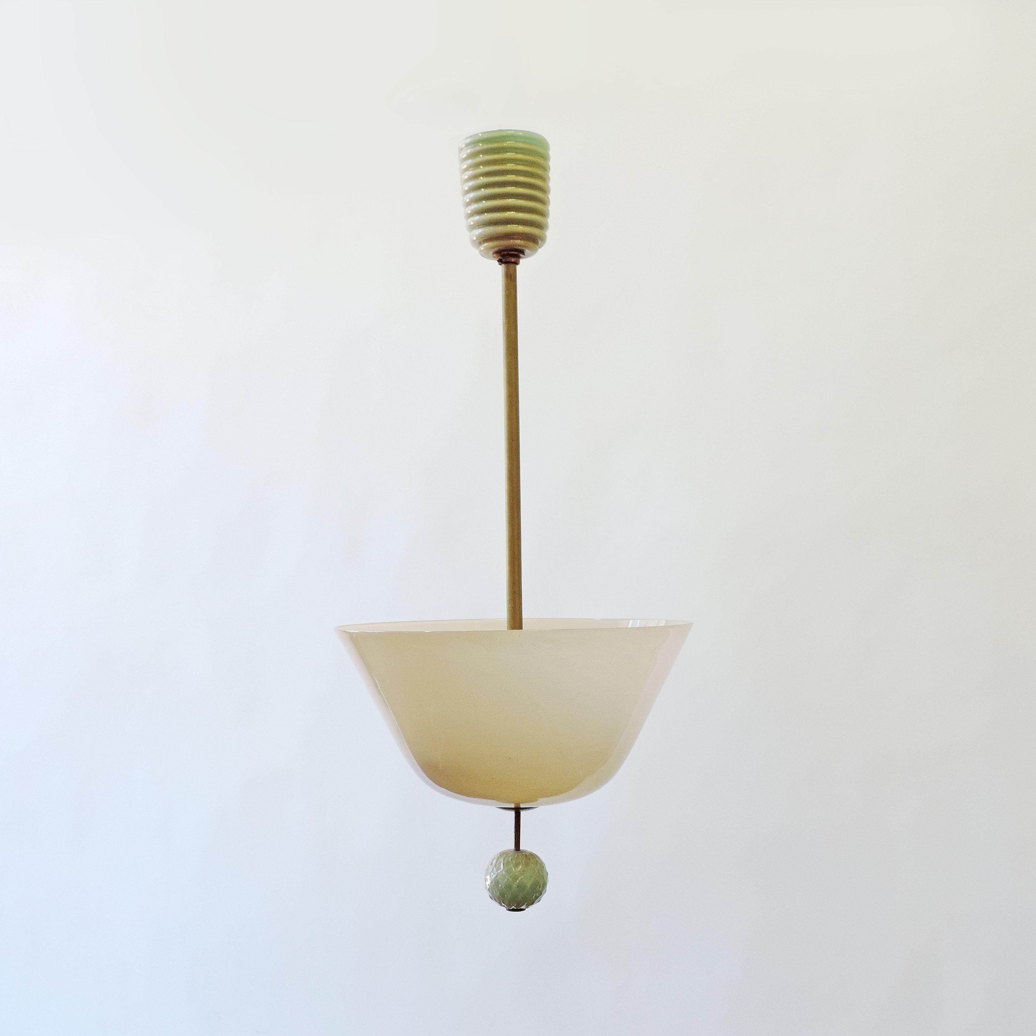 Tomaso Buzzi, Venini, Murano glass, Art Deco