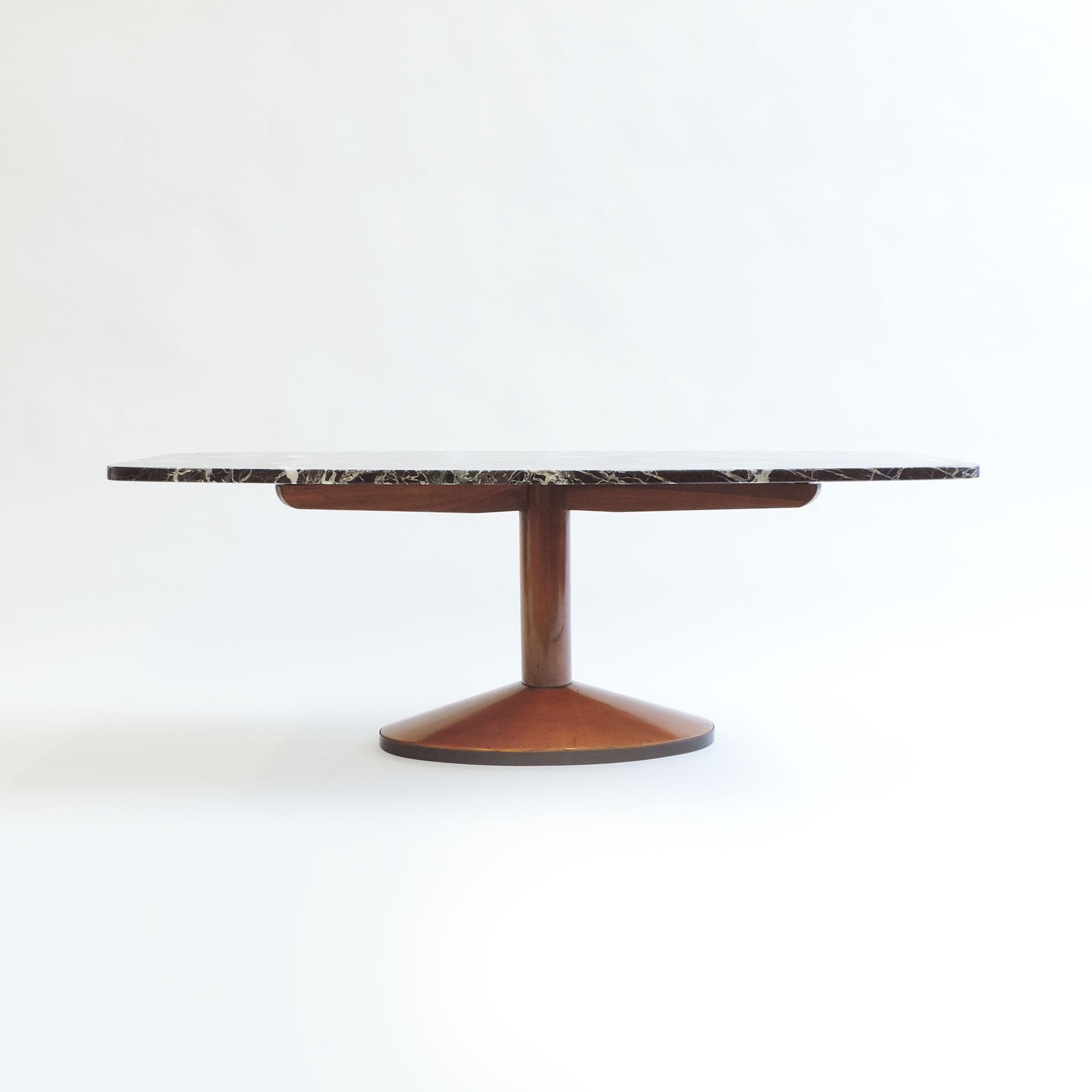 Arch. Luigi Caccia Dominioni T7 Coffee Table for Azucena