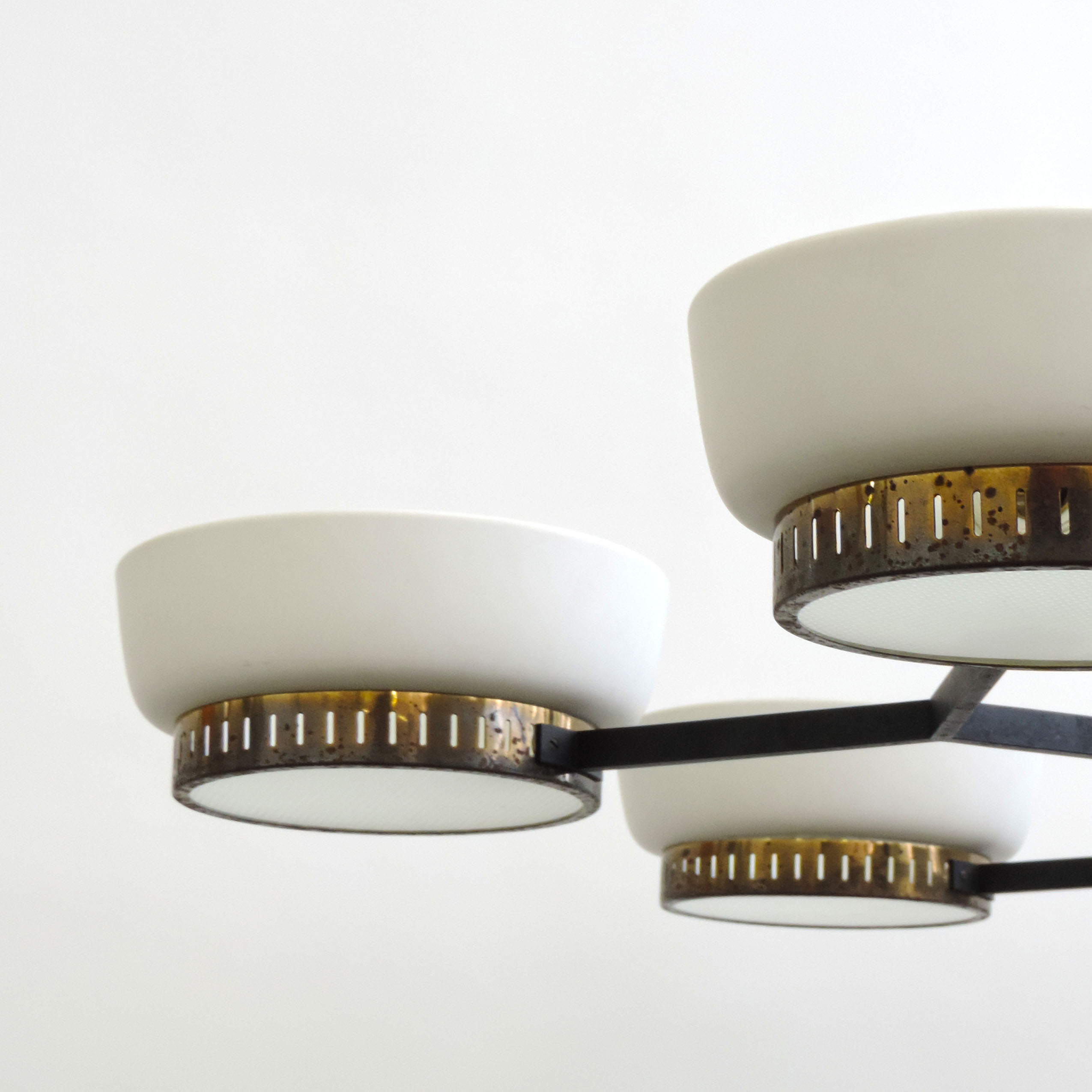 stilnovo ceiling lamp sg gallery milano