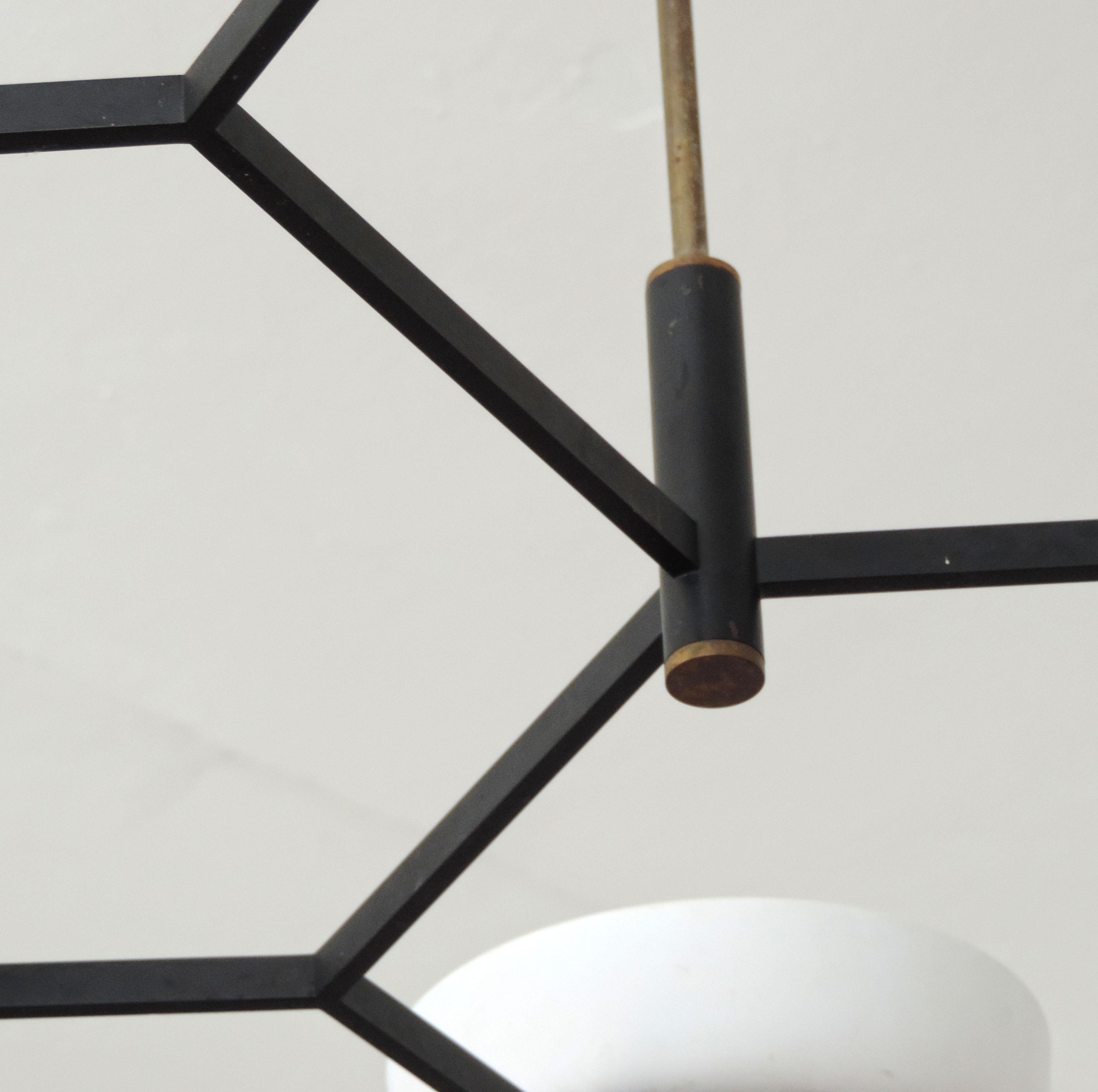 stilnovo ceiling lamp sg gallery milano