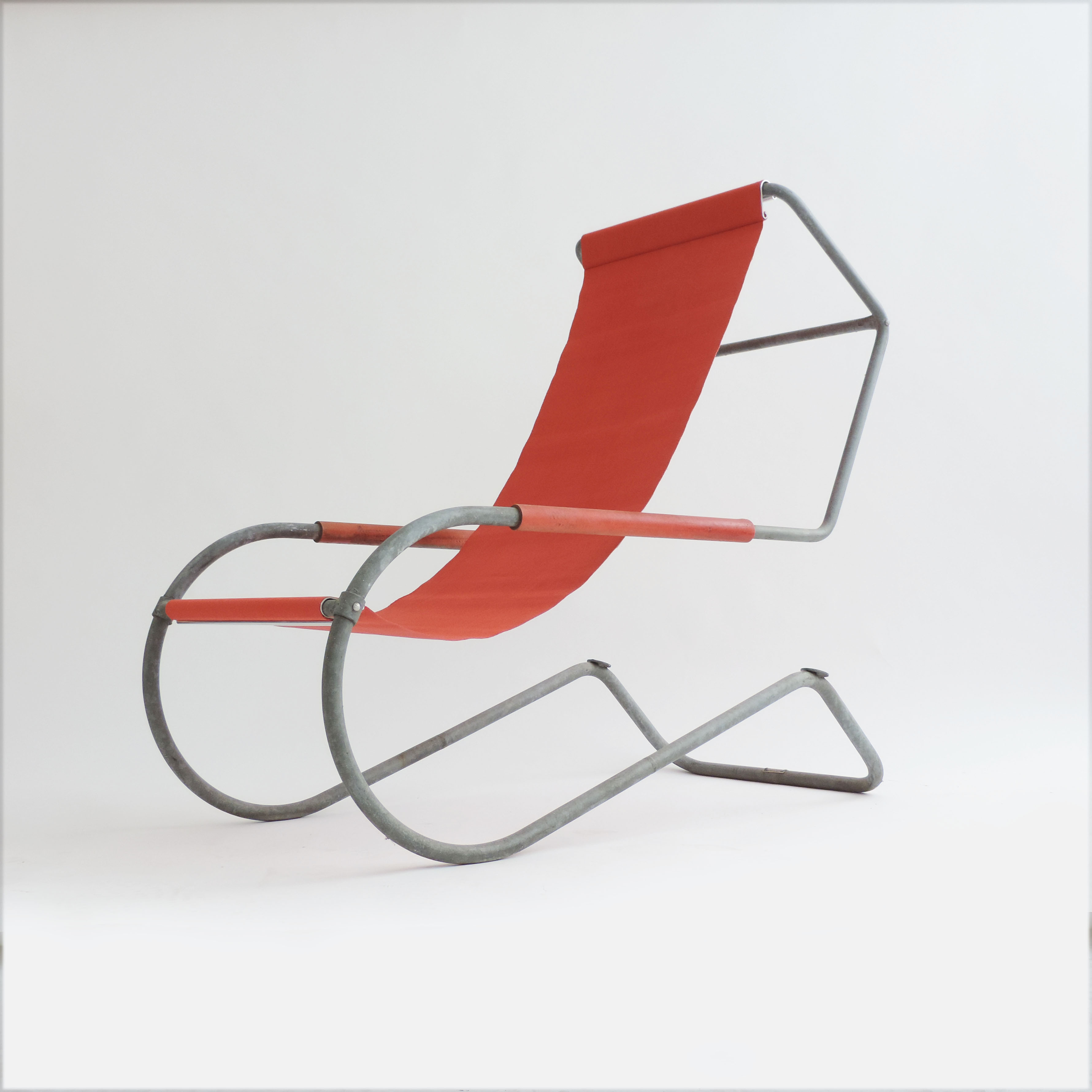 Pair of Lido Lounge Chairs by Battista Giudici