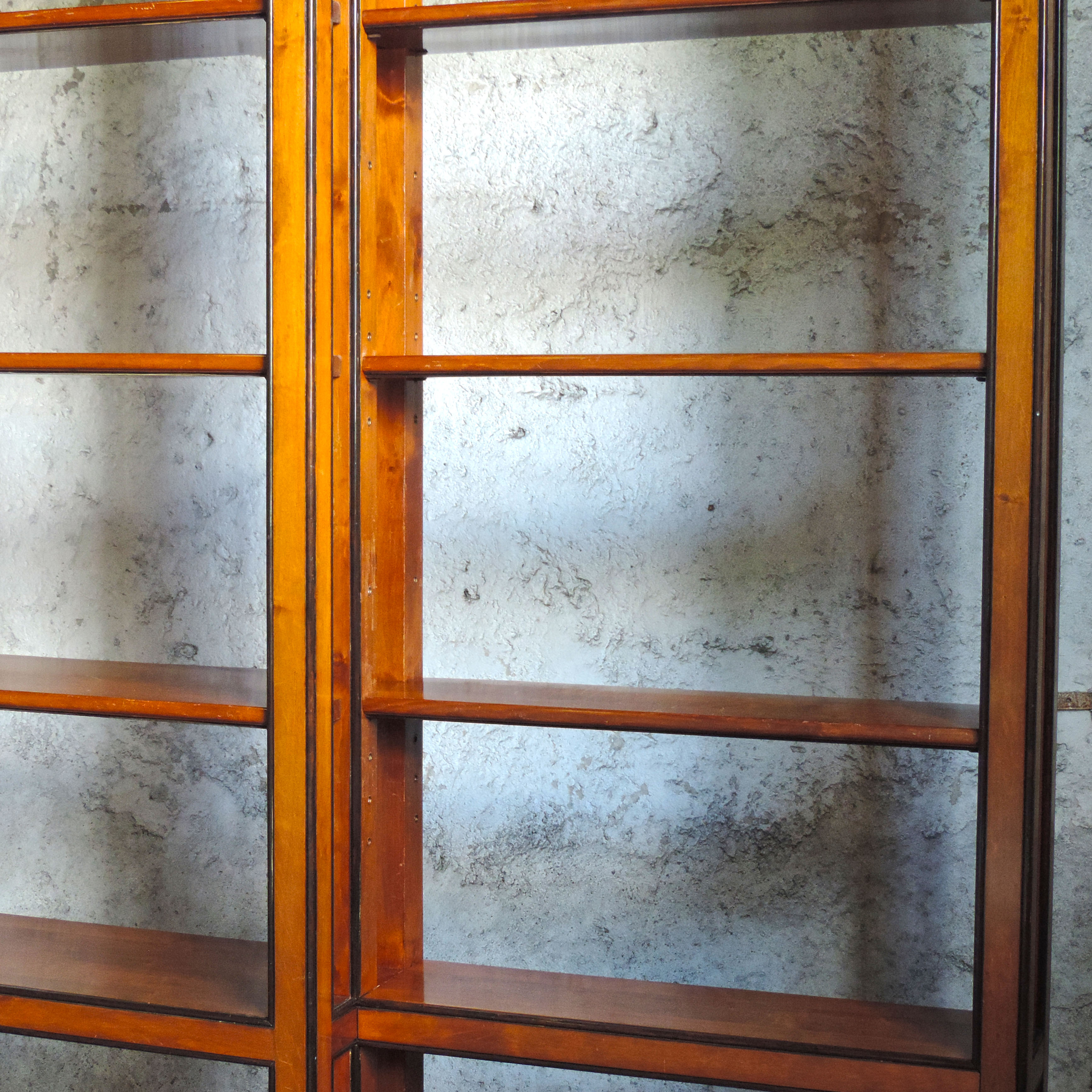 Renzo Mongiardino Library Italy 1980s