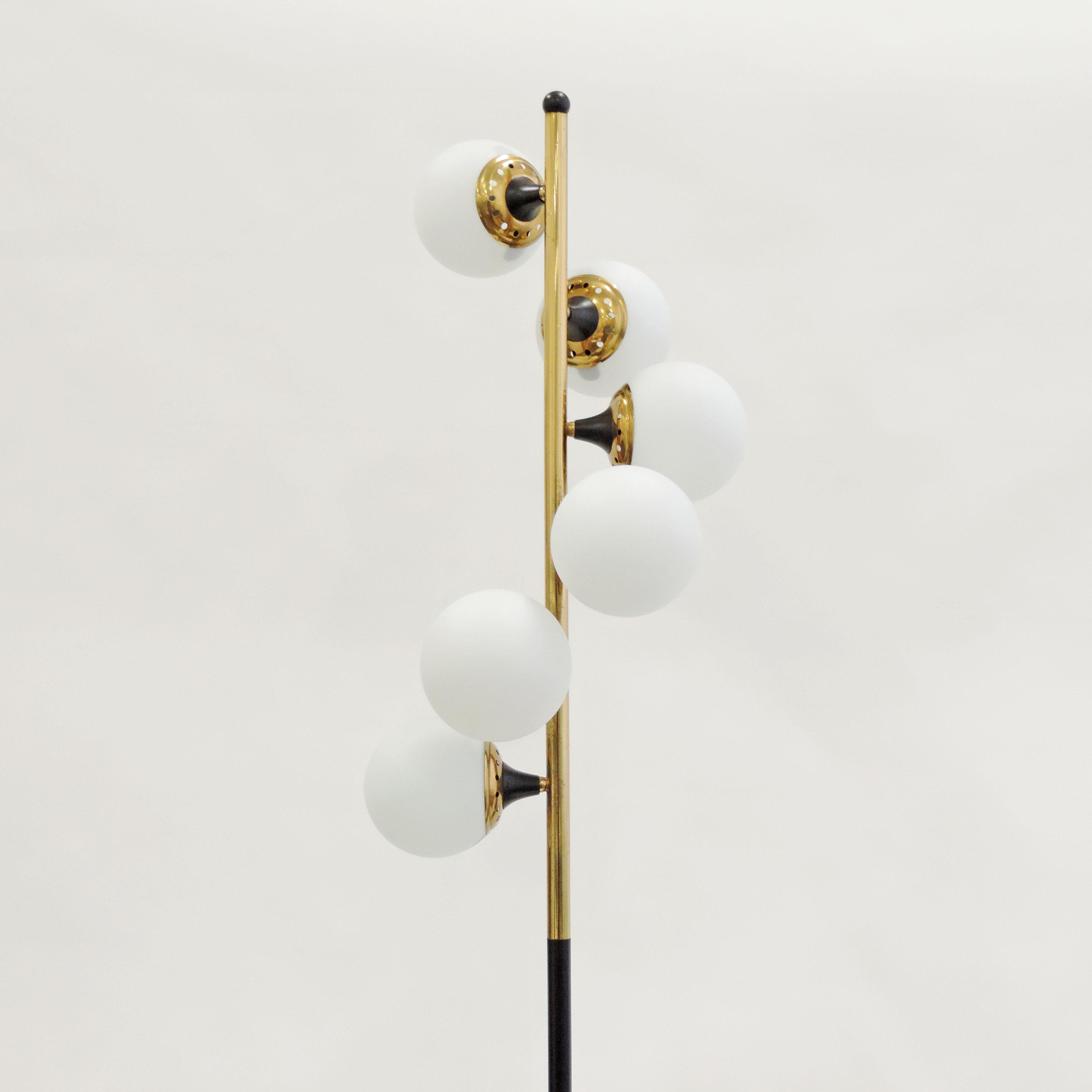 Stilnovo Spiral Floor Lamp